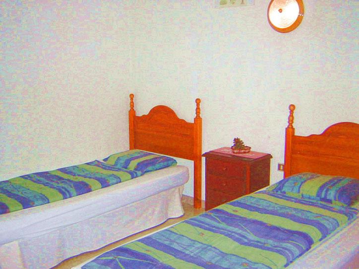 2.Schlafzimmer ohne Fenster