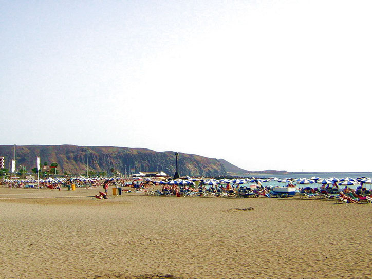 Playa Las Vistas