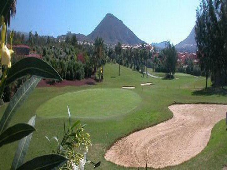 Einmalige Golfanlage in Las Amerikas auf Teneriffa