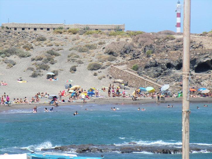 Strand von Abades
