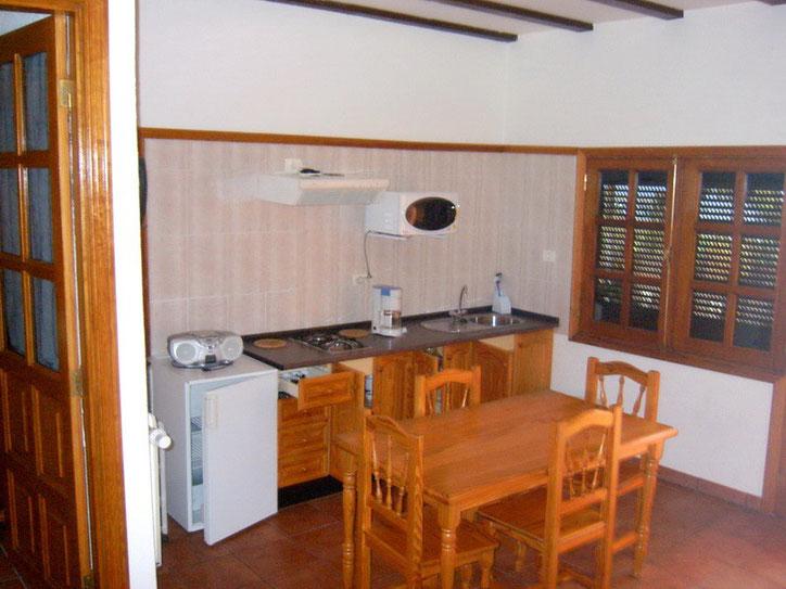 Küche Apt 3