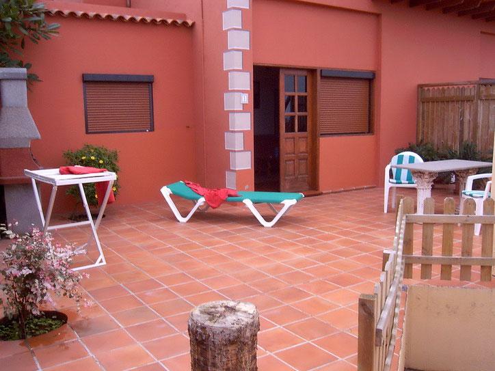 Terrasse Apt 2