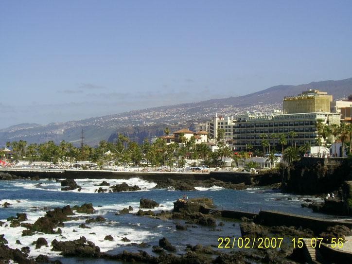 Promenade v San Telmo