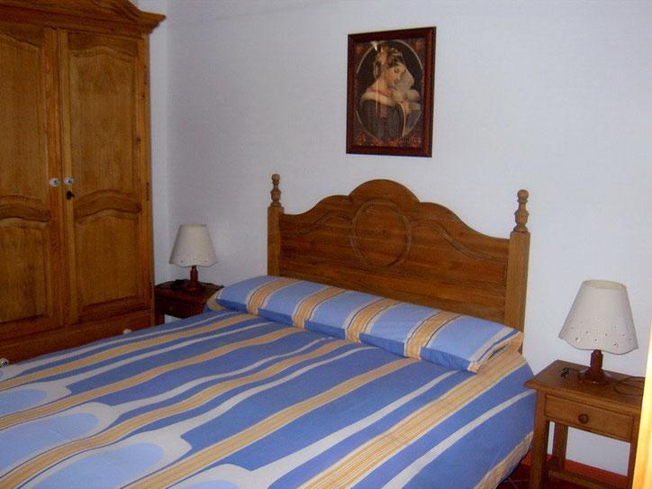 Schlafzimmer Apt 1