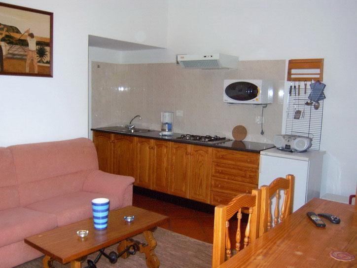 Wohnzimmer Apt 1