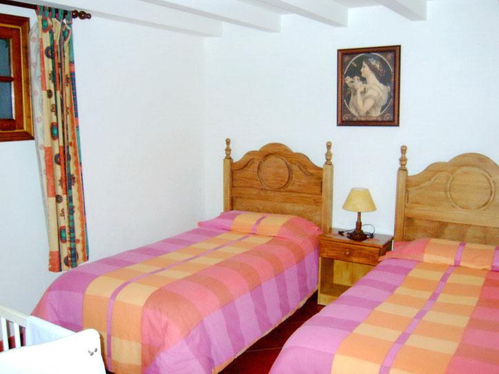 Schlafzimmer Apt 2