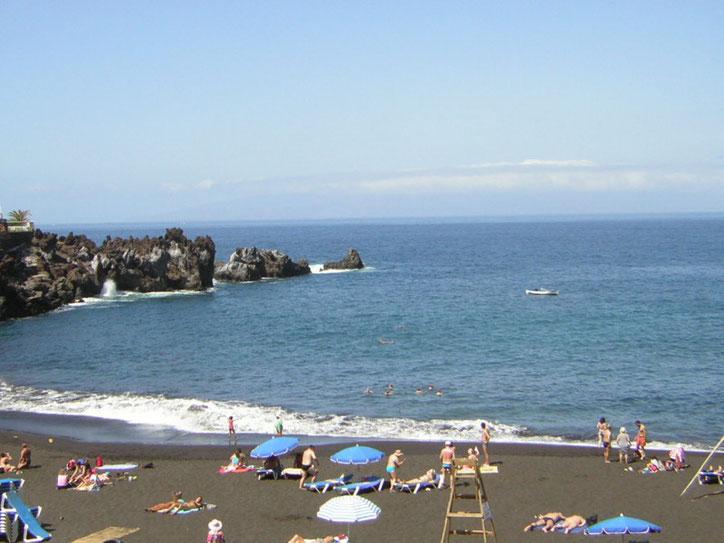 Strand Playa Las Arenas