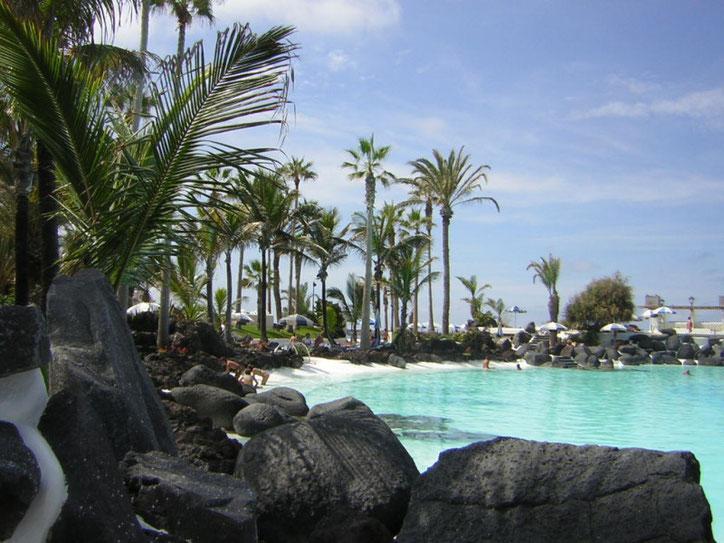 Meeresschwimmbäder von Puerto de la Cruz
