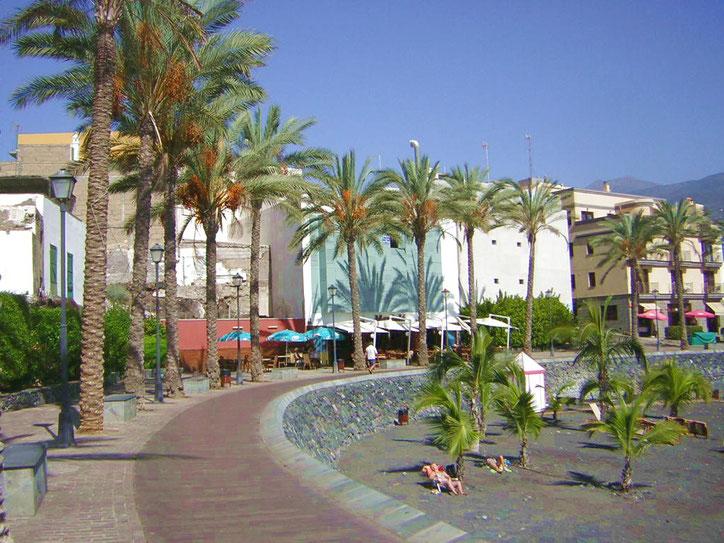 Promenade San Juan