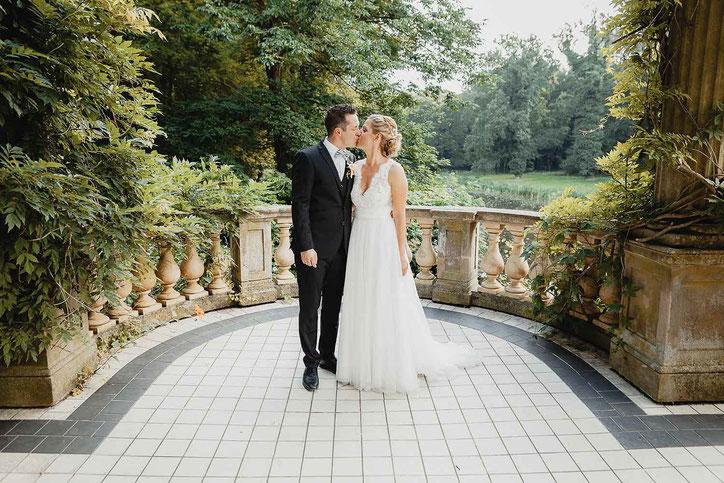 Hochzeitsfotograf Schloss Steinhöfel
