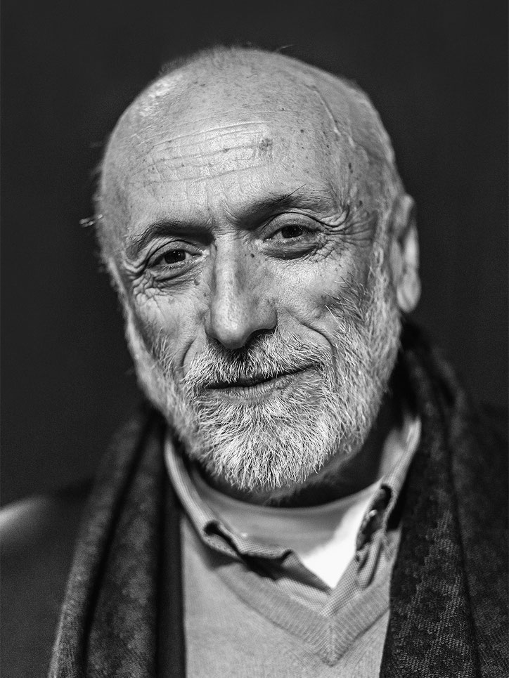 Founder of Slow Food CARLO PETRINI