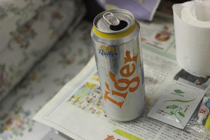 香港タイガービール