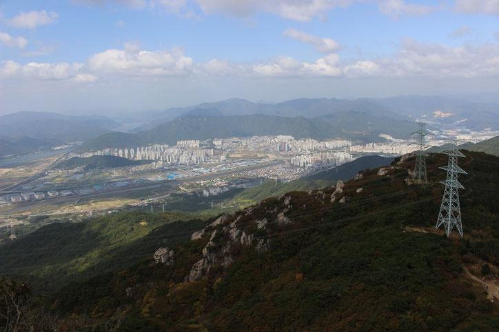 金井山姑堂峰