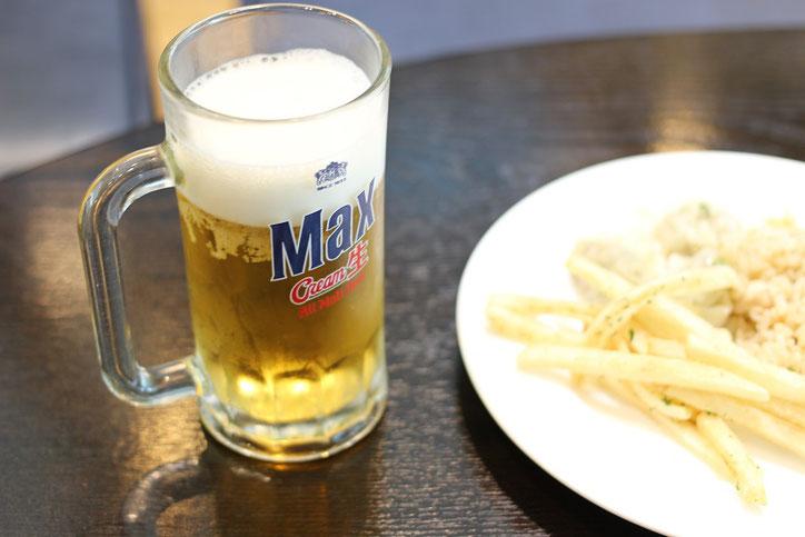 韓国MAXビール