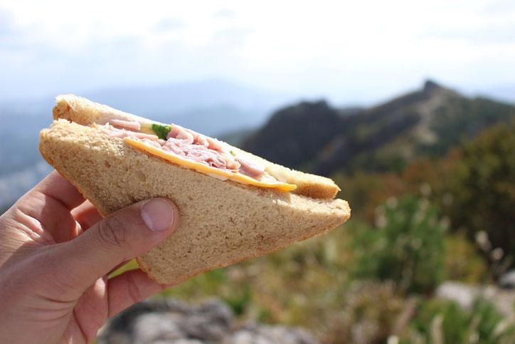 韓国サンドイッチ