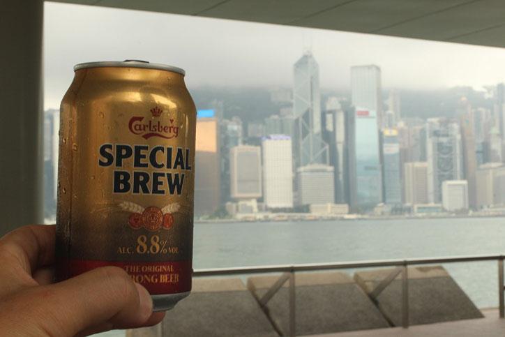 香港カールスバーグ
