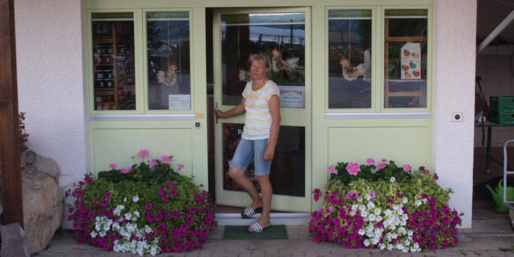 Öffnungszeiten Hofladen, Sunnehof Lädeli
