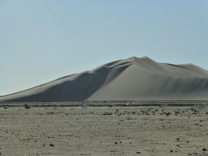Dünen von Walvis Bay