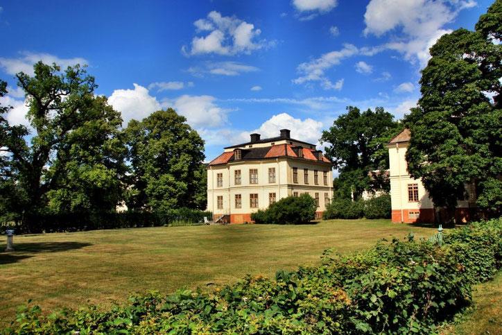 Wohnsitz von Carl Gustav und Silvia von Schweden