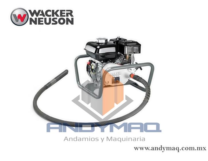 Vibrador Para Concreto a Gasolina Wacker Neuson A1500