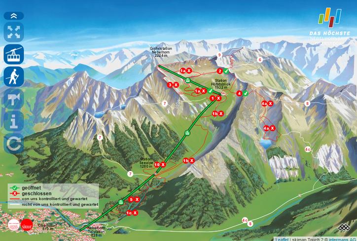 Интерактивные карты на сайтах обновляются в режиме онлайн