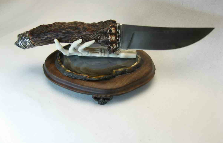 ritual knives, art work