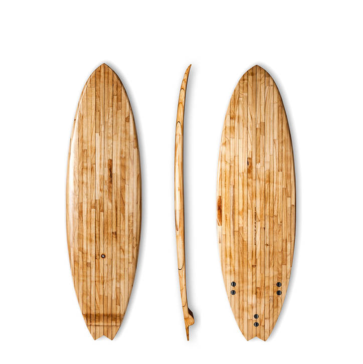 "hermanns kiteboard 5'6"""