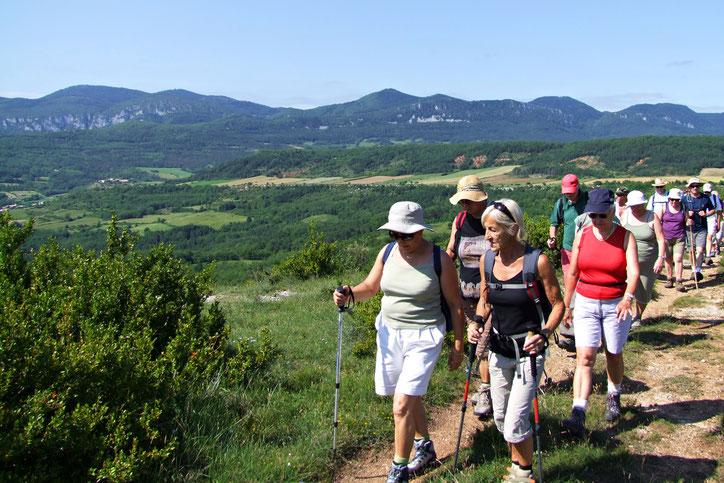 Plateau de Bouichet - Randonnée Pyrénées Audoises