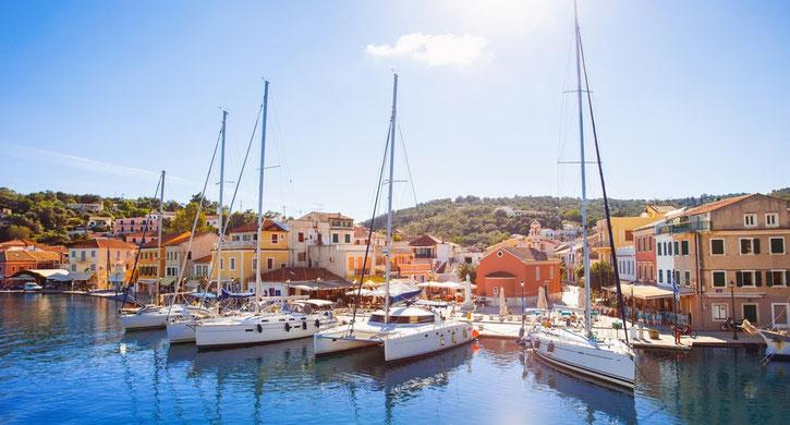 Mitsegeln Griechenland Dodekanes, Kos Segeltörn, Rhodos Segelreise, Yachtcharter mit Skipper Griechenland