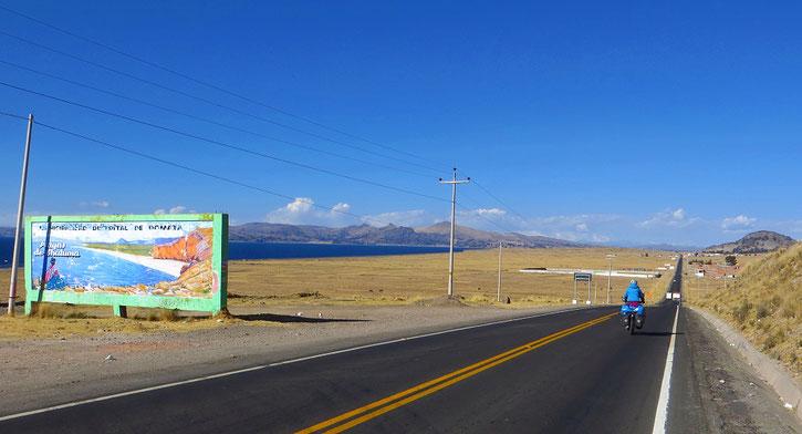 Noch ein Tag bis Bolivien.