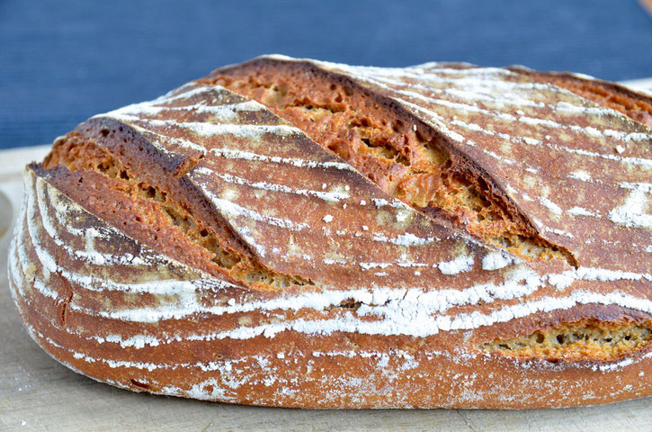 Sauerteig Brot selber backen
