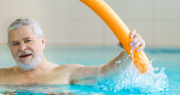 Bewegungsbad Schwimmbad TPZ