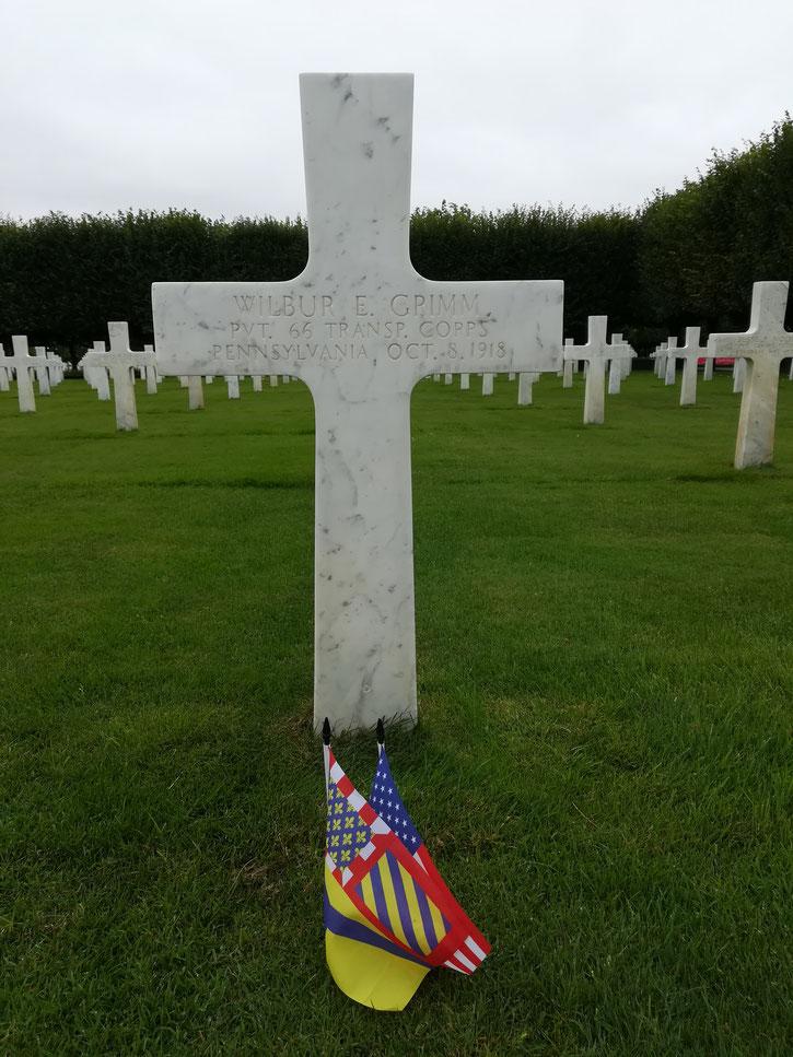 Tombe de Wilbur - Wilbur's grave - FindaGrave.com