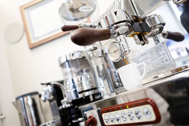 Espressomaschine |is-mid-rounded