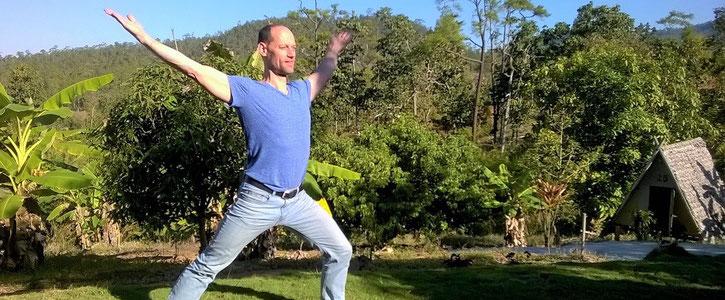 gesunder Rücken durch Rücken Übungen