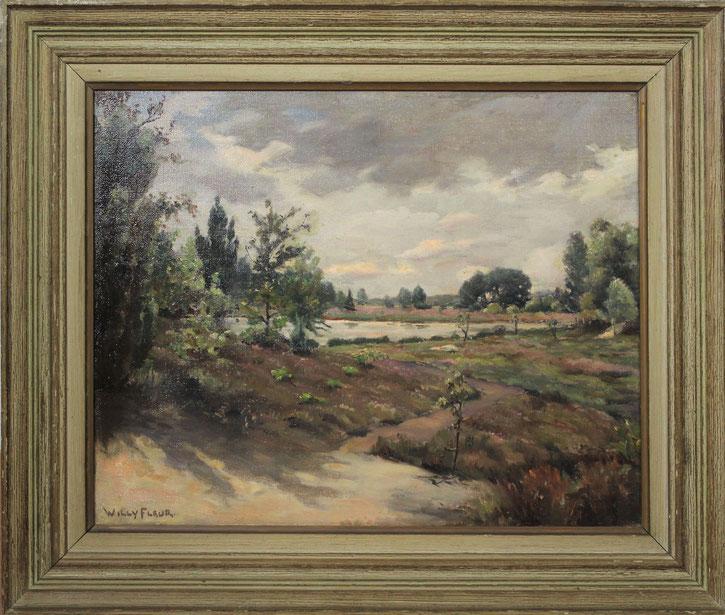 te_koop_aangeboden_een_schilderij_van_willy_fleur_1888-1967