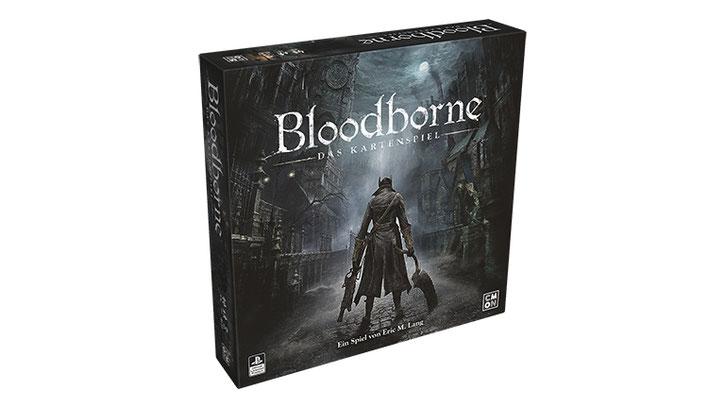 Bloodborne - Das Kartenspiel - Spielschachtel