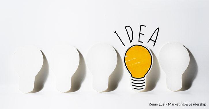 La pubblicità creativa nasce da una idea - Bill Bernbach