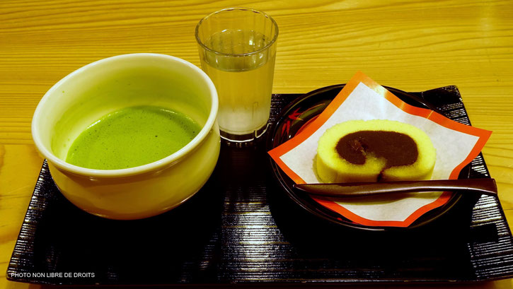 Un goûter au Japon, Matsuyama