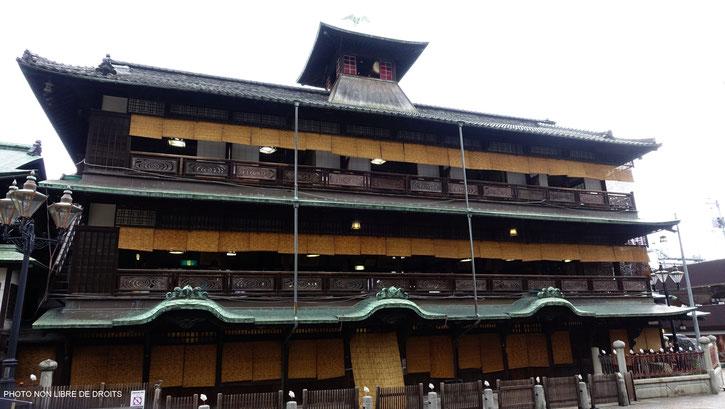 Dans le secret de Dôgo Onsen, Matsuyama