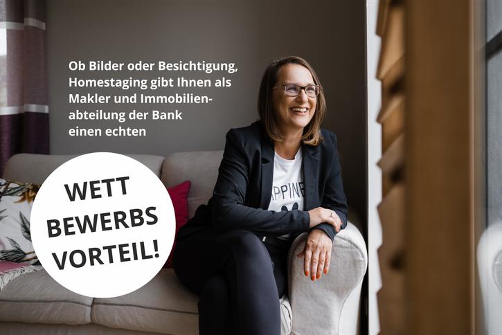 SehensWerte in Lübbecke: Frauke Fründ im Gespräch über Homestaging: Wettbewerbsvorteil für Makler und Immobilienvermittler