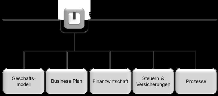 Essentials der Existenzgründung: Geschäftsmodell, Business Plan, Finanzwirtschaft, Steuern & Versicherungen, Prozesse