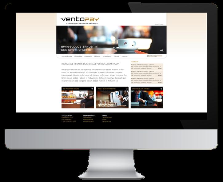 ventopay Webdesign