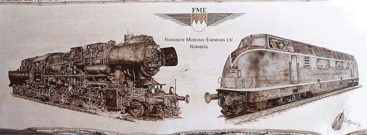 Fränkischer Museums-Eisenbahn e.V. Nürnberg (FME)