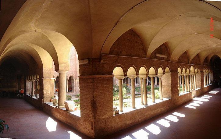 Chiostro della Basilica di San Lorenzo Fuori le Mura