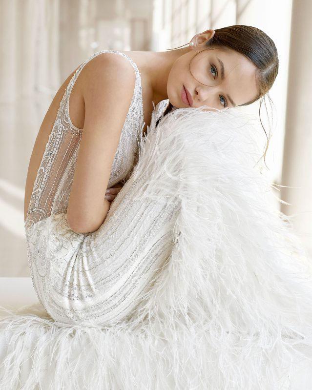cercare prodotti di qualità Guantity limitata Abiti Sposa Rosa Clara - Roxana Wedding Planner Catania e ...