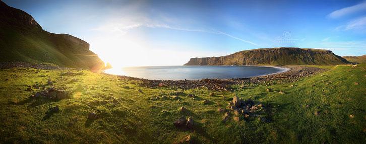 Schottland_Talisker Bay_Die Roadies_Reisetagebuch_Hund_Wohnmobil