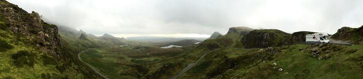 Schottland_Isle of Skye_Quairang_Reisetagebuch_Die Roadies_Wohnmobil_Hund