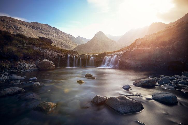 Schottland_Isle of Skye_Fairypools_Die Roadies_Reisetagebuch_Wohnmobil_Hund