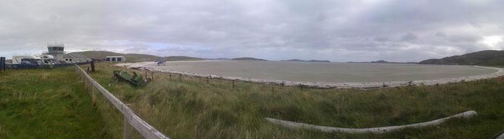 Isle of Barra_Flughafen_Schottland_Die Roadies_Wohnmobil_Hund_Reisetagebuch_wild campen_freistehen